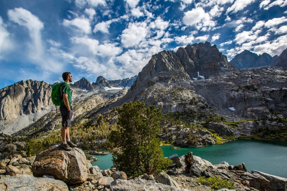 North Fork of Big Pine Creek ♦ – The Intrepid Life