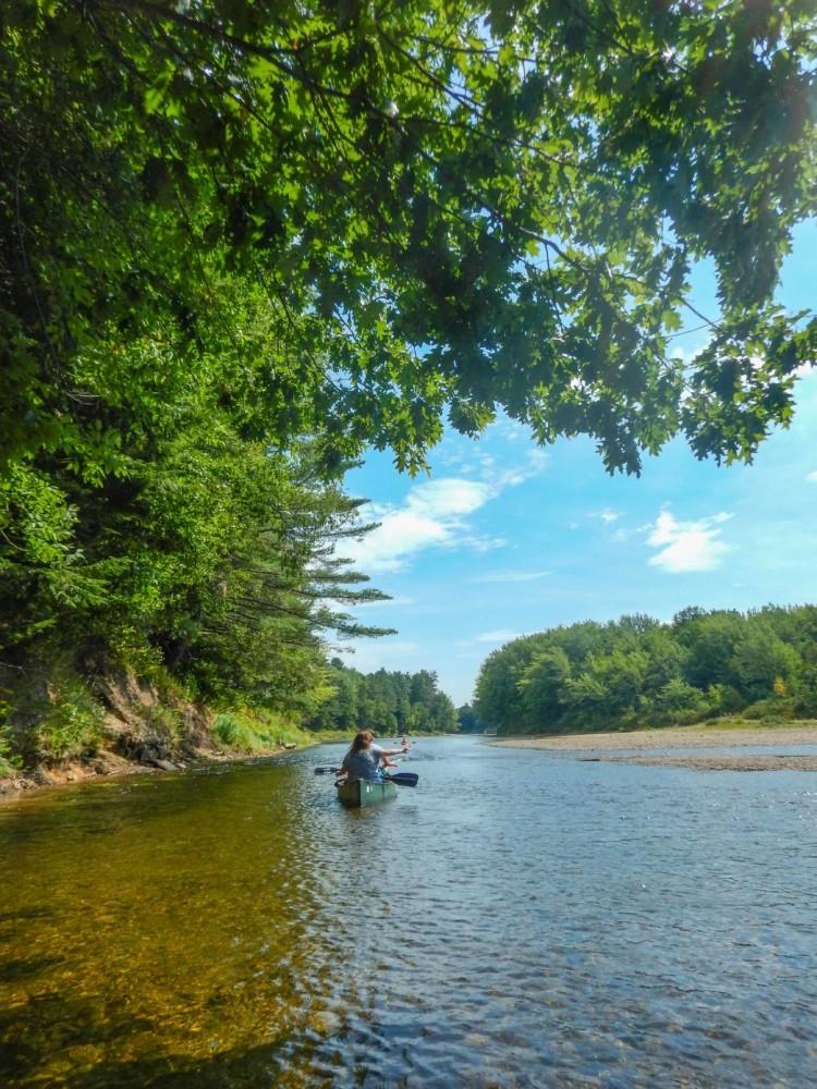 Saco River Tubing And Camping