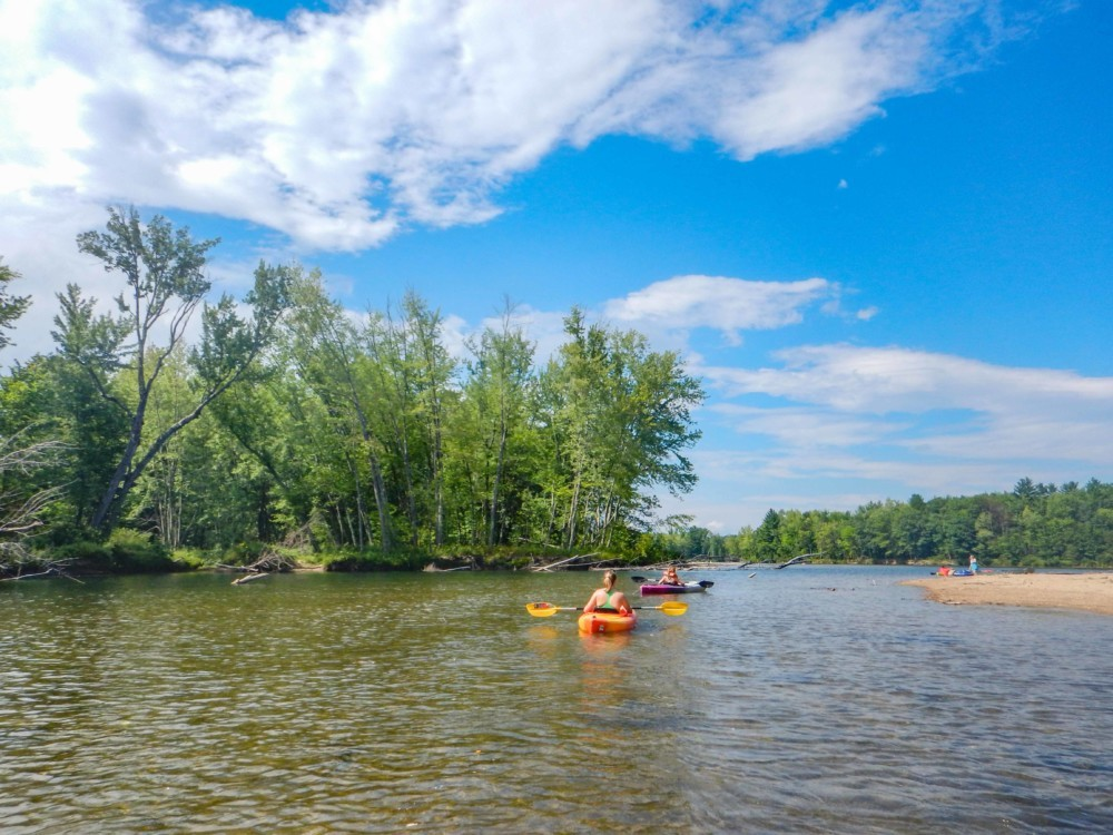 Saco River Kayaking - The Intrepid Life